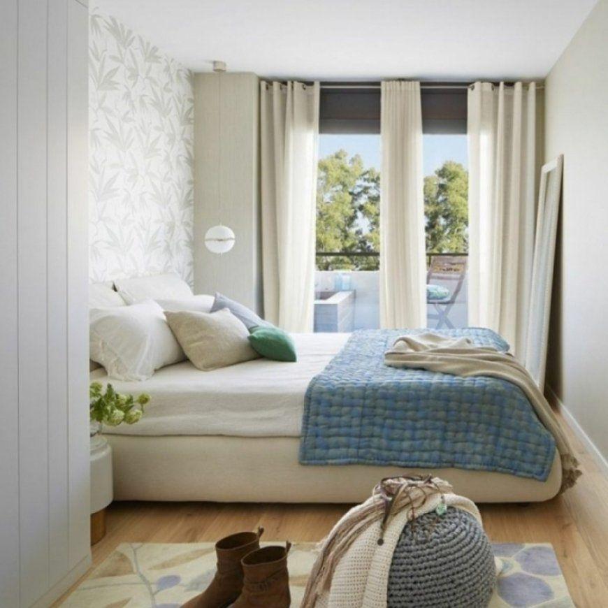 Kleines Schlafzimmer Mit Letztere Per Schraenke Stauraum Ueber Bett von Kleines Schlafzimmer Einrichten Beispiele Photo