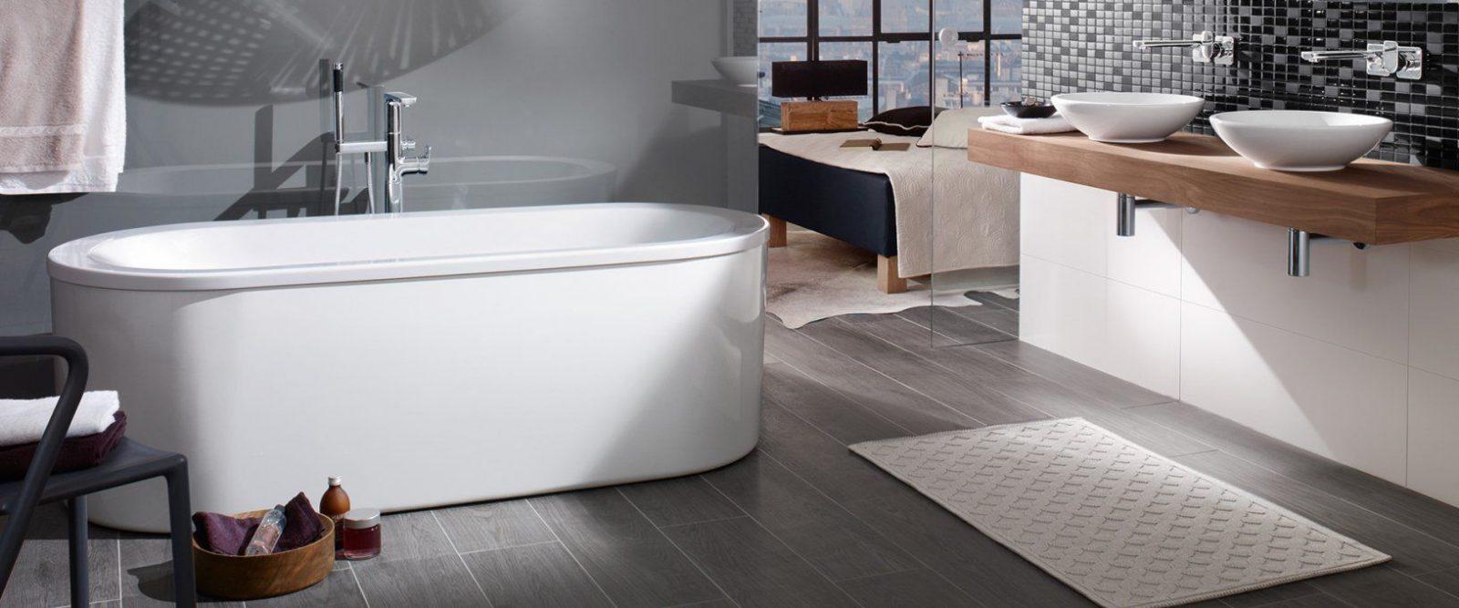 Kollektion Loop & Friends Von Villeroy & Boch – Entdecken Sie Die von Villeroy Und Boch Badewanne Freistehend Bild