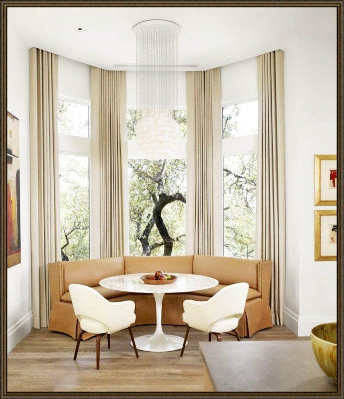Kreativ Gallery Of 31 Wohnzimmer Fenstergestaltung Moderne Gardinen von Fenstergestaltung Mit Gardinen Beispiele Bild