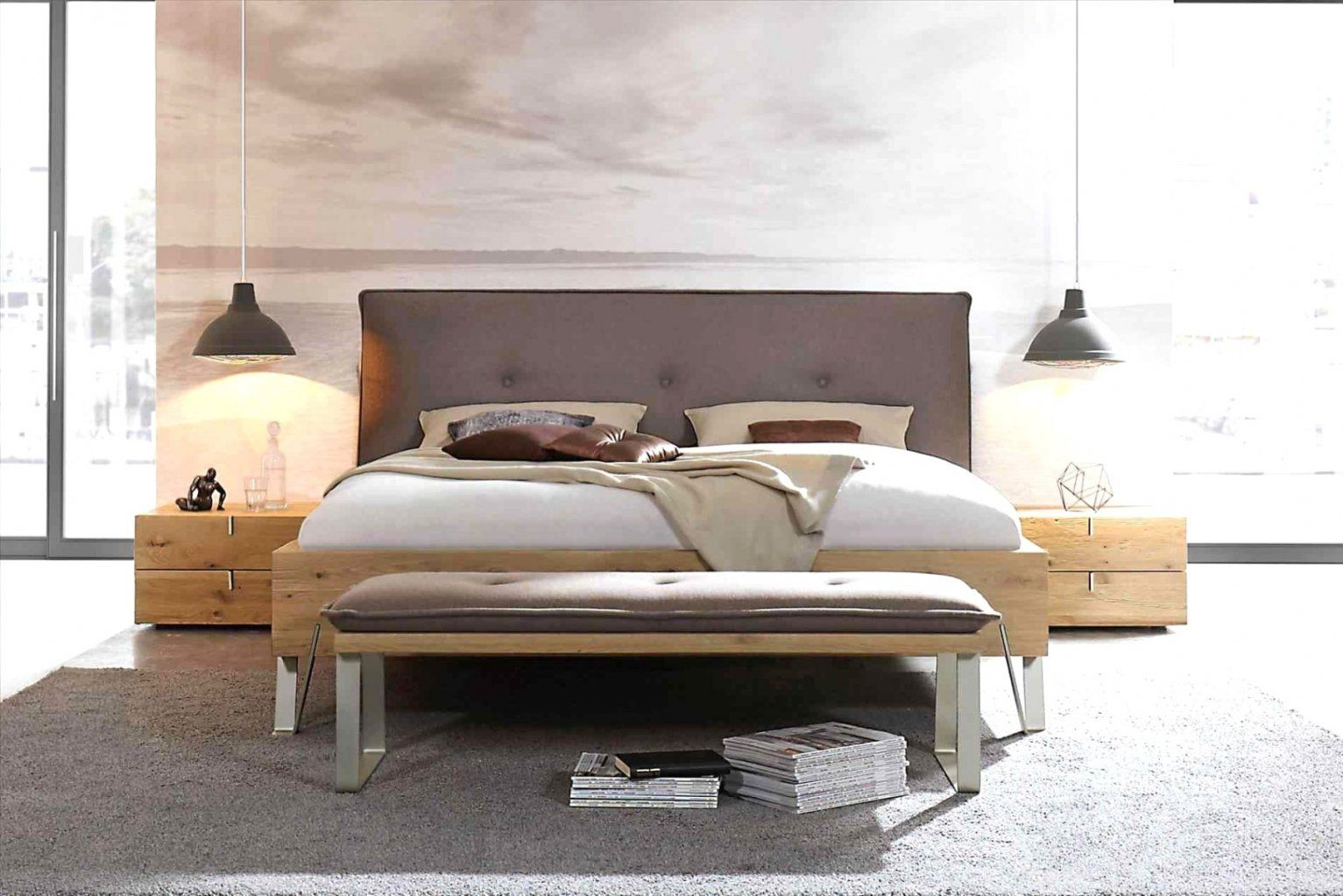 brilliant bank vorm bett with regard to your home von. Black Bedroom Furniture Sets. Home Design Ideas