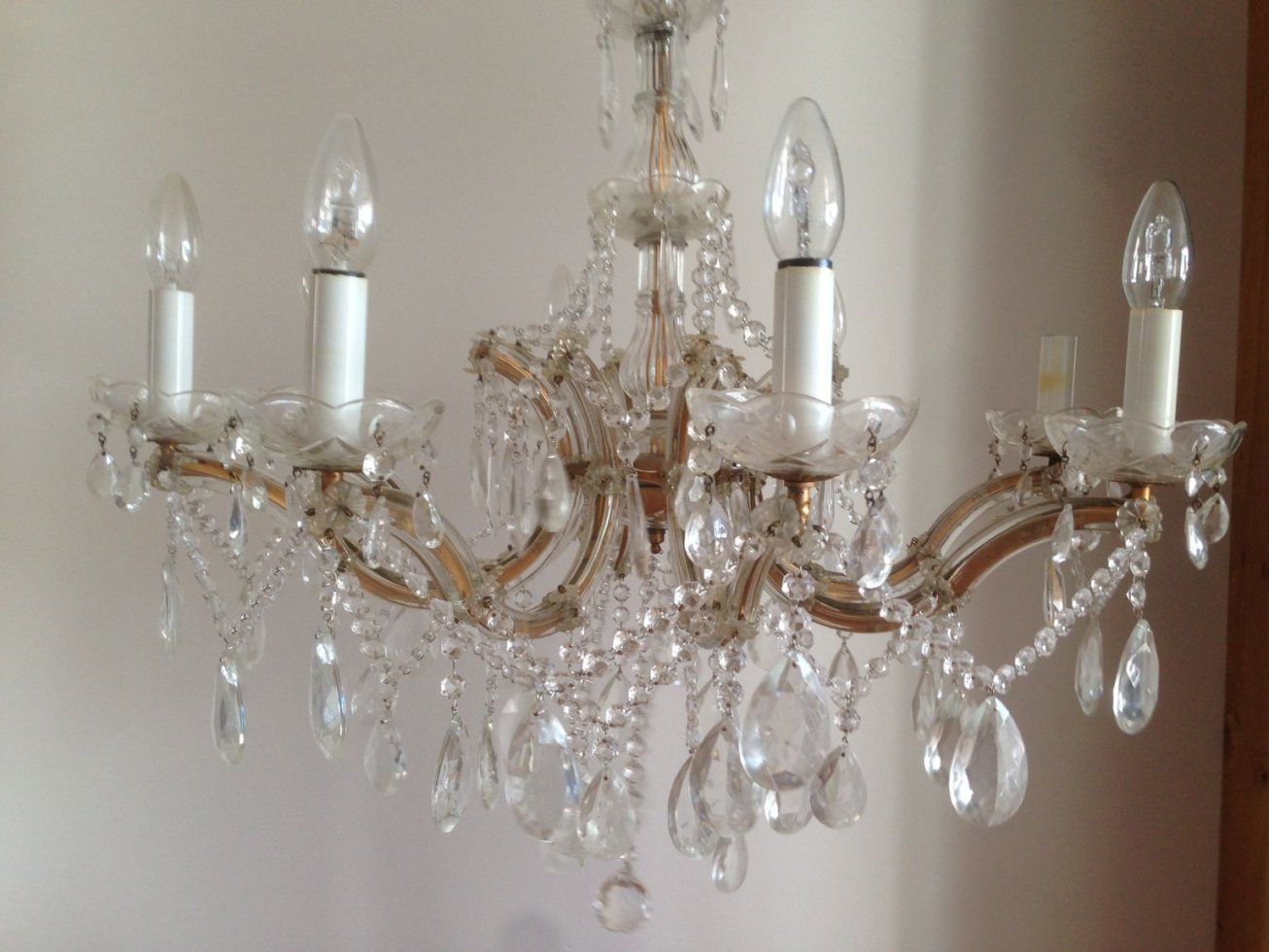 Kristall Kronleuchter Antik  Die Schönsten Einrichtungsideen von Kronleuchter Antik Günstig Gebraucht Photo