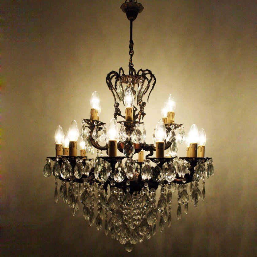Kronleuchter Antik  Tolles Dekoration Küche Landhausstil von Kronleuchter Antik Günstig Gebraucht Bild
