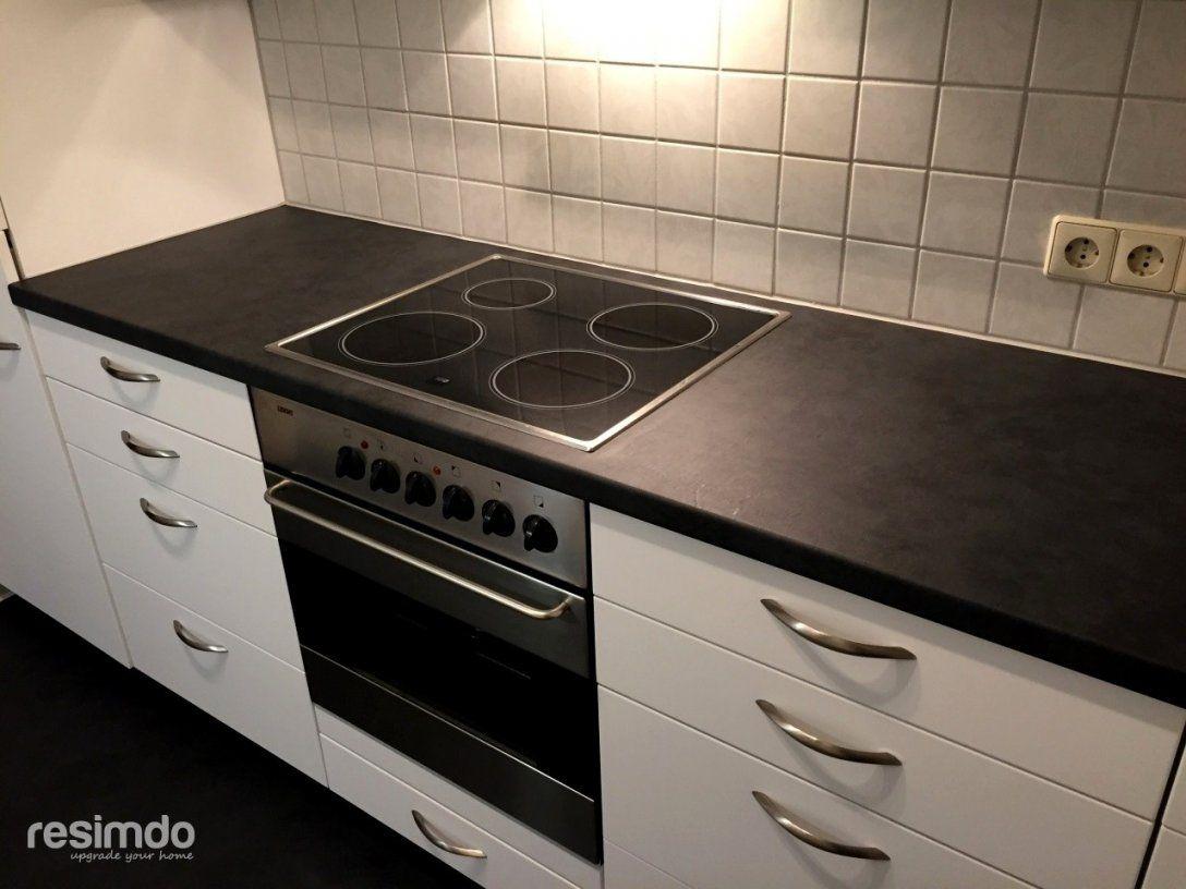 arbeitsplatte mit folie bekleben haus design ideen. Black Bedroom Furniture Sets. Home Design Ideas