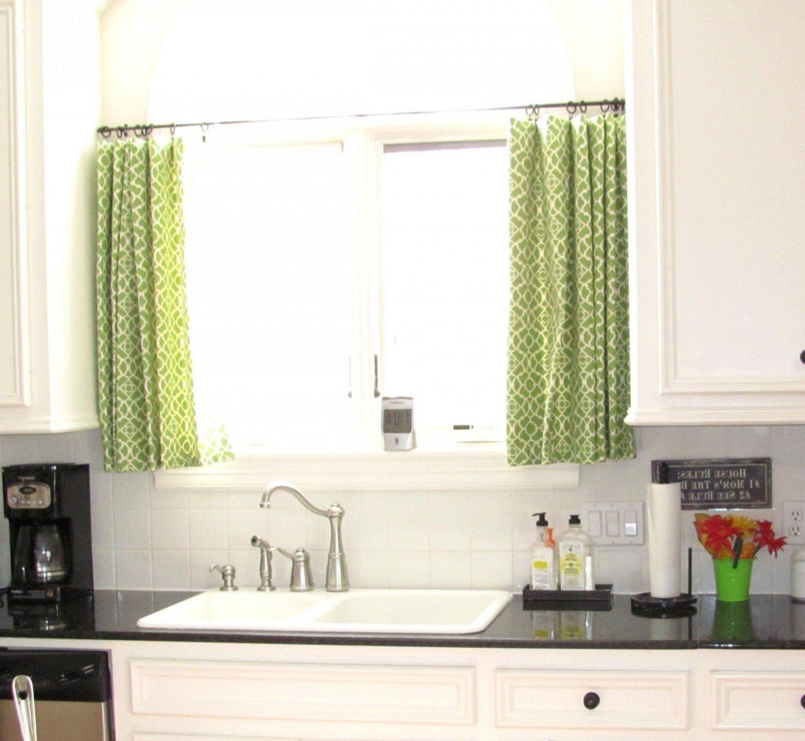 Küche Liebenswürdig Gardinen Für Küche Hinreißend Gardinen Für von Gardinen Für Küche Modern Bild