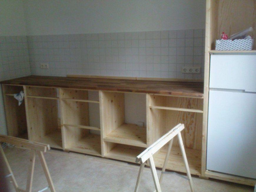 Küche Selber Bauen Anleitung Unglaublich Kche Selber Excellent Good von Küchenschränke Selber Bauen Anleitung Bild