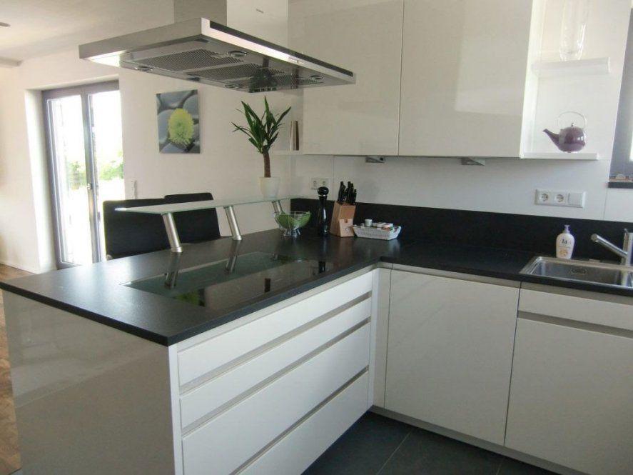 Küche Weiß Arbeitsplatte Holz von Weiße Küche Mit Weißer ...
