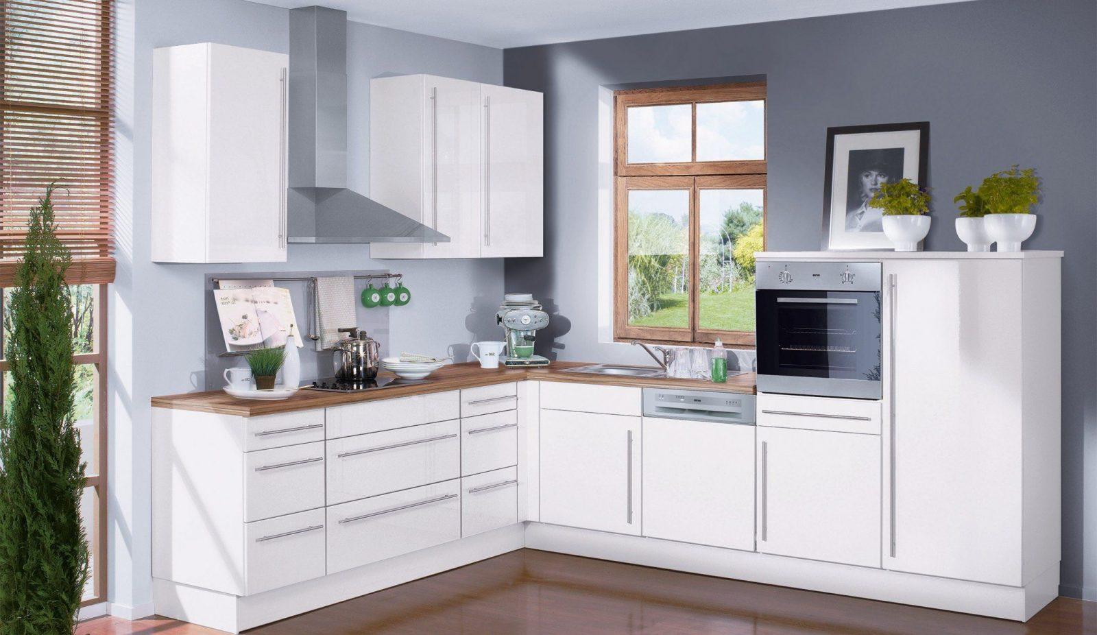 Küche Weiß Hochglanz Günstig Wunderbar Emejing Küche Weiß Landhaus S von Küchenzeile Weiß Hochglanz Günstig Photo