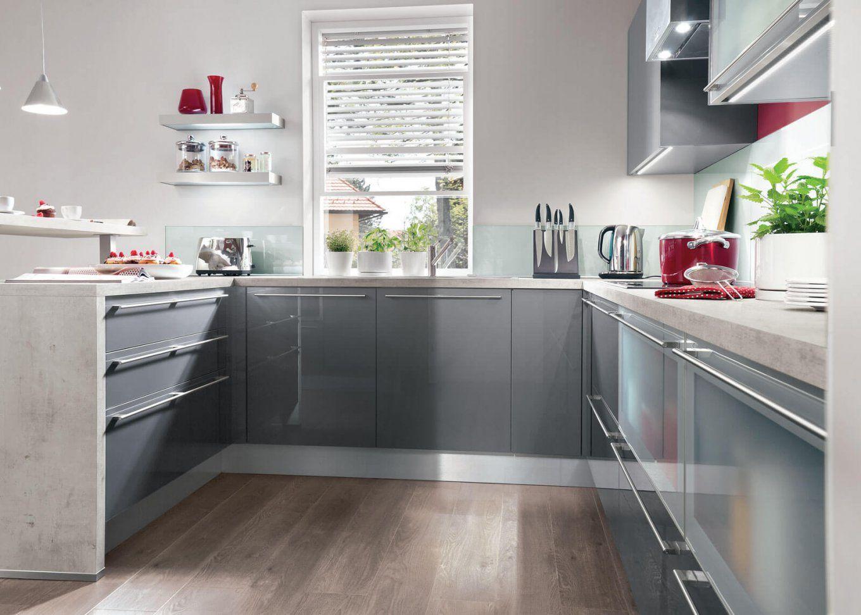 Küchen In U Form Kuche Planen Ideen Und Tipps Kuchen Klein Mit Theke von Kleine Küche In U Form Photo