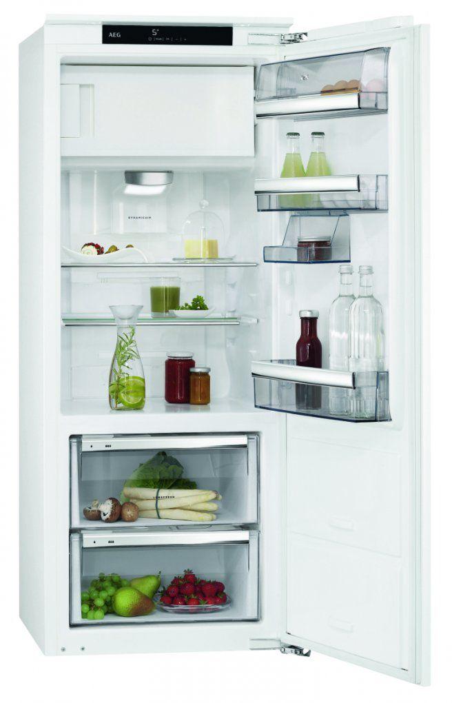 Küchenbauer Gmbh Aeg Sfe81426Zc A++ Einbaukühlschrank Mit von Kühl Gefrierkombination Mit 0 Grad Zone Photo