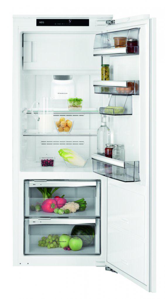 Küchenbauer Gmbh Aeg Sfe81436Zc A+++ Einbaukühlschrank Mit von Kühl Gefrierkombination Mit 0 Grad Zone Bild