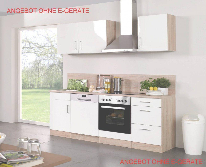 Küchenzeile Ohne Kühlschrank Küchenzeile Lissabon  Küche Mit E von Küche Mit E Geräten Ohne Kühlschrank Photo