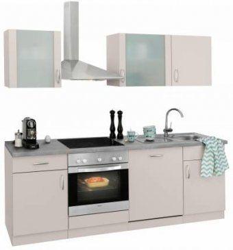 Küchenzeilen Von Wiho Küchen Und Andere Küchenmöbel Für Küche von Küchenzeile 220 Cm Ohne Geräte Bild