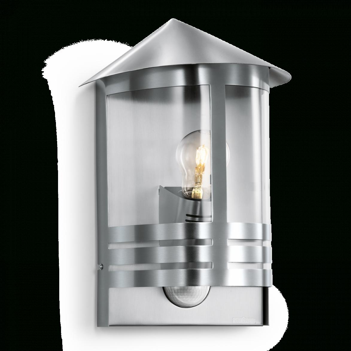 L 170 S Außenleuchten  Steinel von Außenleuchte Mit Bewegungsmelder 180 Grad Bild