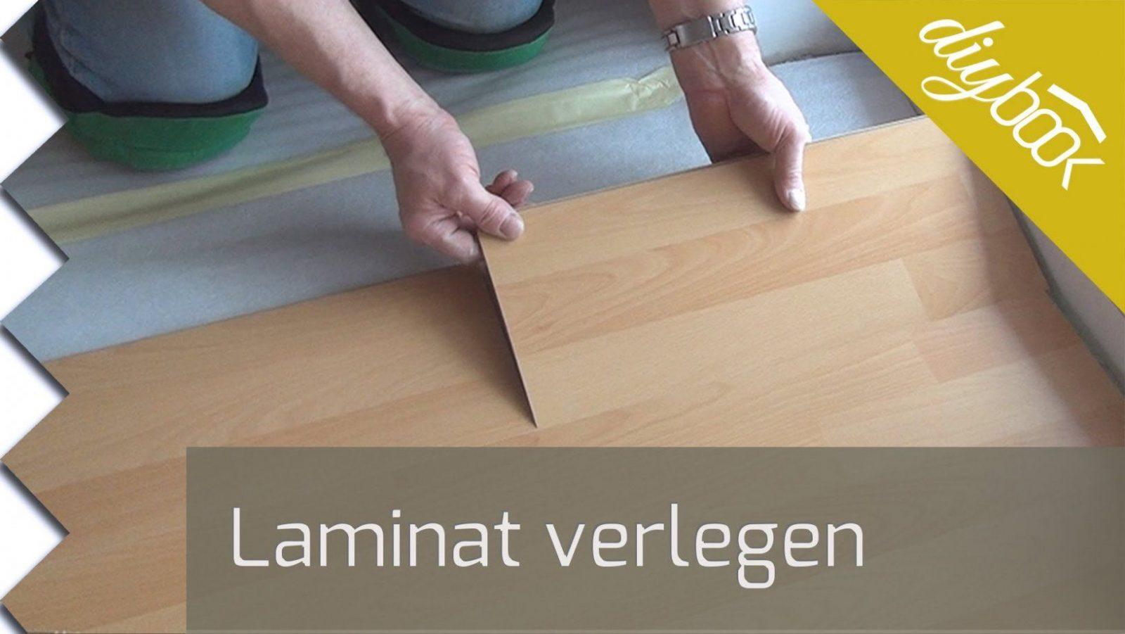 Laminat Verlegen Die Schwimmende Verlegung  Youtube von Laminat Verlegen Anleitung Video Photo
