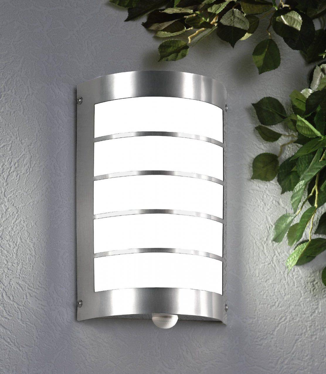 Lampen Mit Bewegungsmelder  Die Top 5 Bewegungsmelder Im Vergleich von Außenleuchte Mit Bewegungsmelder Und Dauerlicht Bild