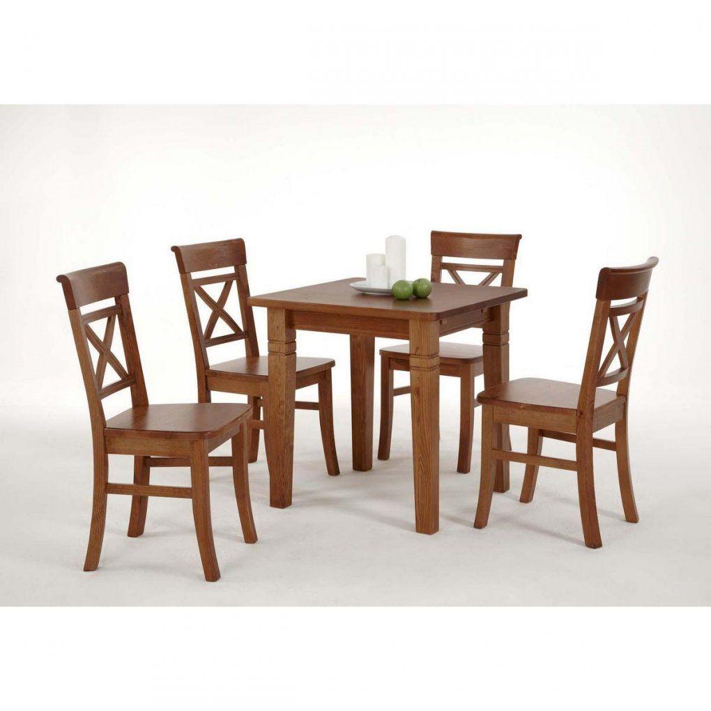 Landhaus Küchentisch Tisch Mit Stühle Honig Kiefer Massiv Fjord von Küche Tisch Und Stühle Photo