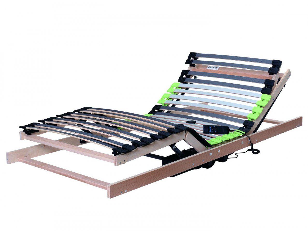 Lattenrost Elektrisch Hn8 Schlafsysteme Lattenrost Condor Mot 1 von Elektrisches Lattenrost 100X200 Test Bild