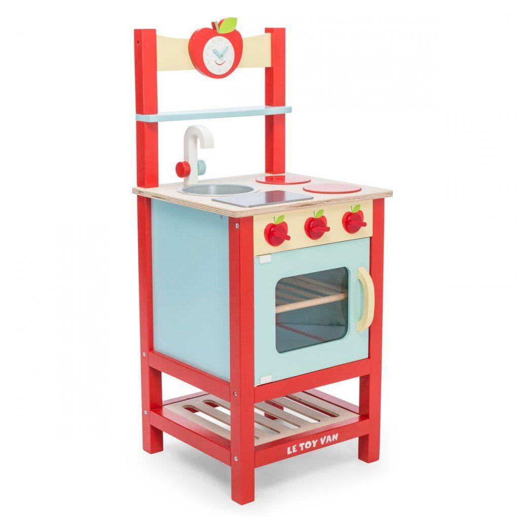 Le Toy Van Apfelbaum Küche Tv311  Kinderküchenzubehör Bei Pirum von Le Toy Van Küche Bild