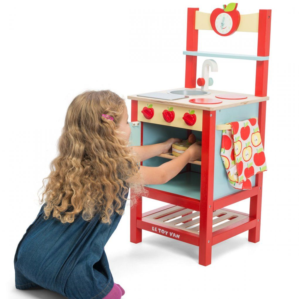 Le Toy Van Apfelbaum Küche Tv311  Kinderküchenzubehör Bei Pirum von Le Toy Van Küche Photo