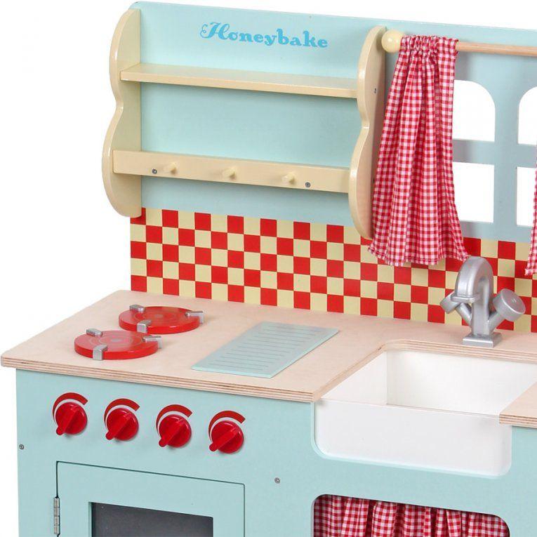 Le Toy Van Spielküche Honey Kitchen Online Kaufen  Emil & Paula Kids von Le Toy Van Küche Bild