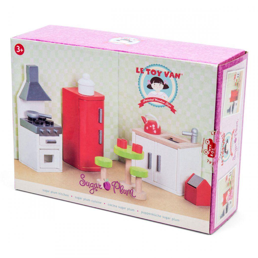 Le Toy Van Sugar Plum Kitchen  Me052  Pirum von Le Toy Van Küche Bild
