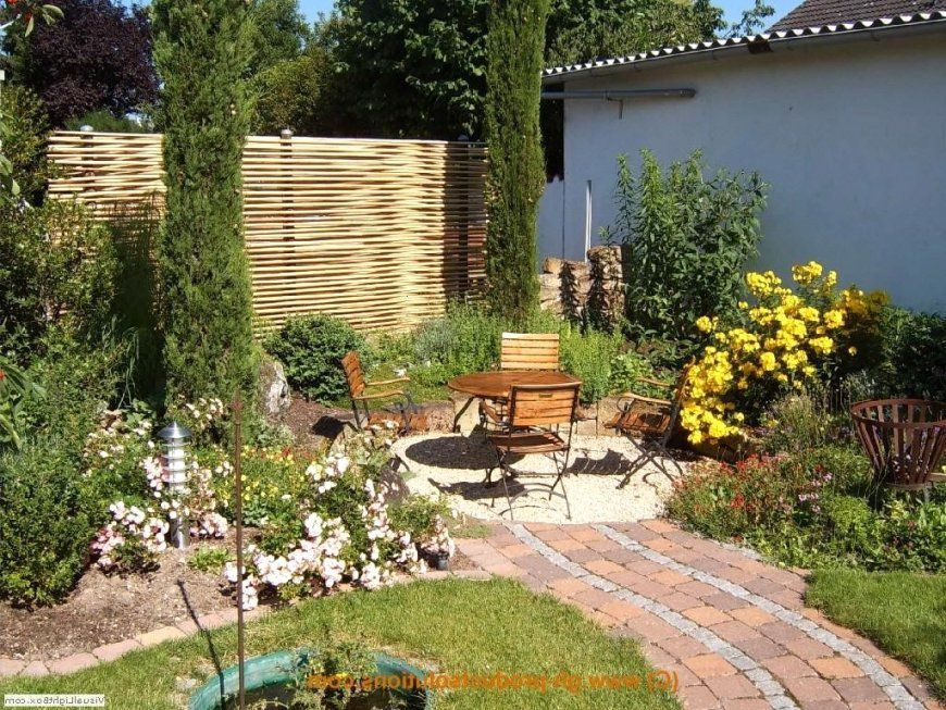 Wie Kann Ein Kleiner Garten Modern Gestaltet Werden Kleine Garten