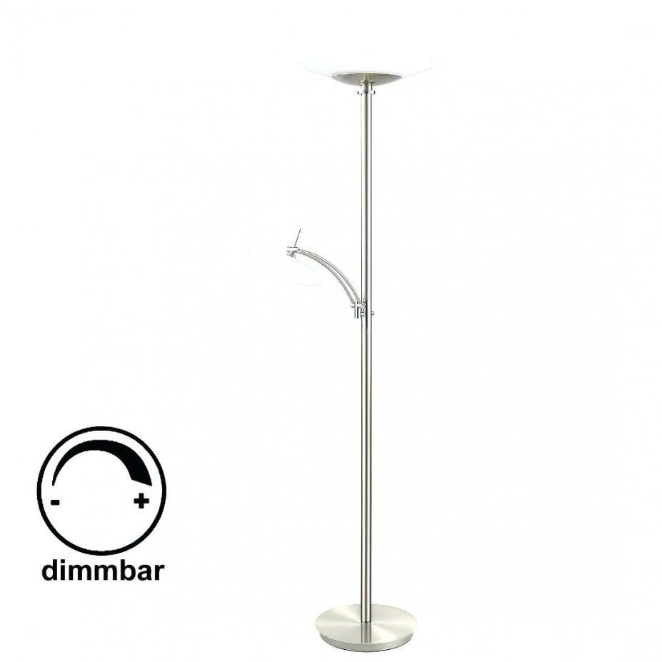 Led Deckenfluter Dimmbar Mit Leselampe Messing Fernbedienung Bauhaus von Led Deckenfluter Dimmbar Mit Leseleuchte Messing Photo