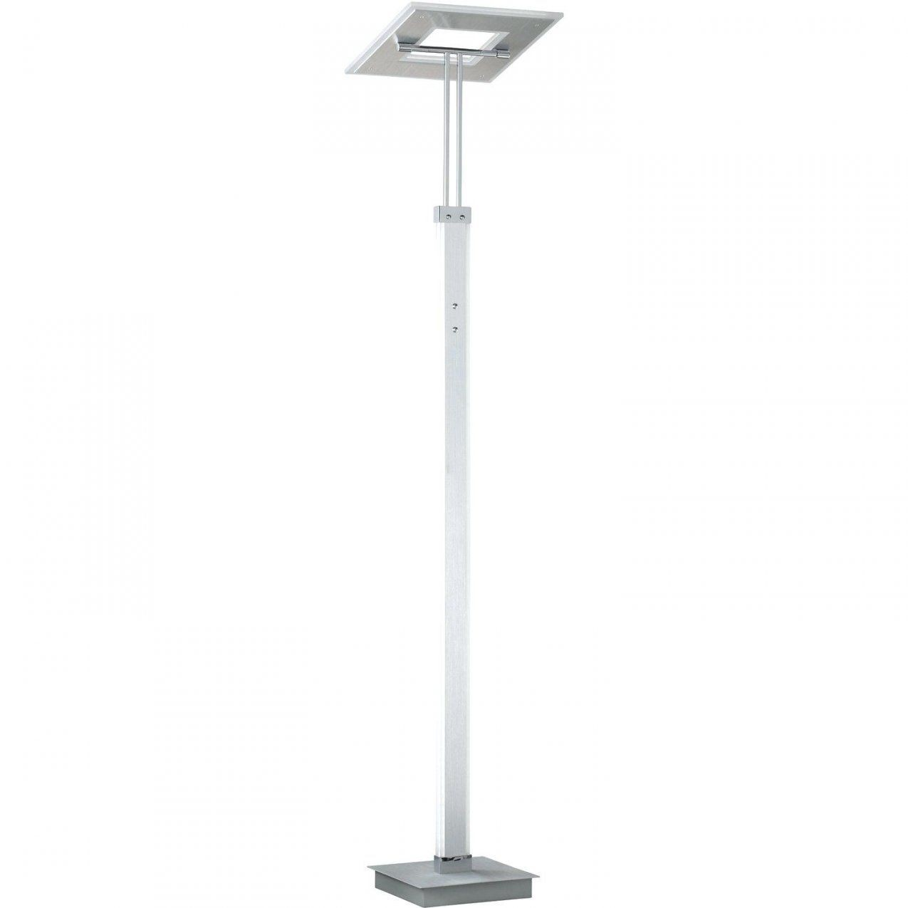 Led Stehleuchte Dimmbar Columbus Inkl Touch Funktion Hahe 168 Cm von Led Stehleuchten Dimmbar Messing Bild