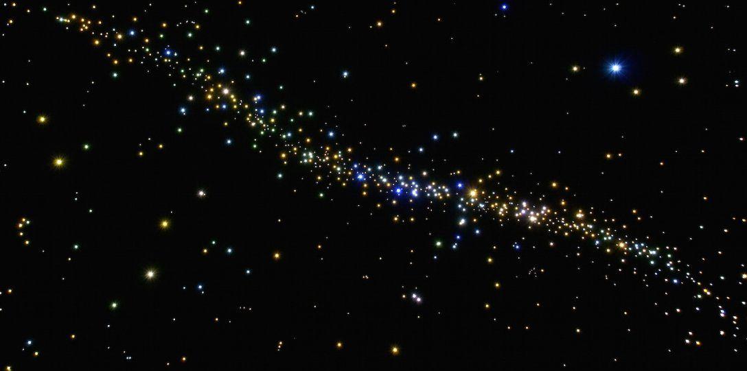 Led Sternenhimmel Decke Beleuchtung Fertig Kaufen Shop  Mycosmos von Sternenhimmel Kinderzimmer Selber Bauen Photo