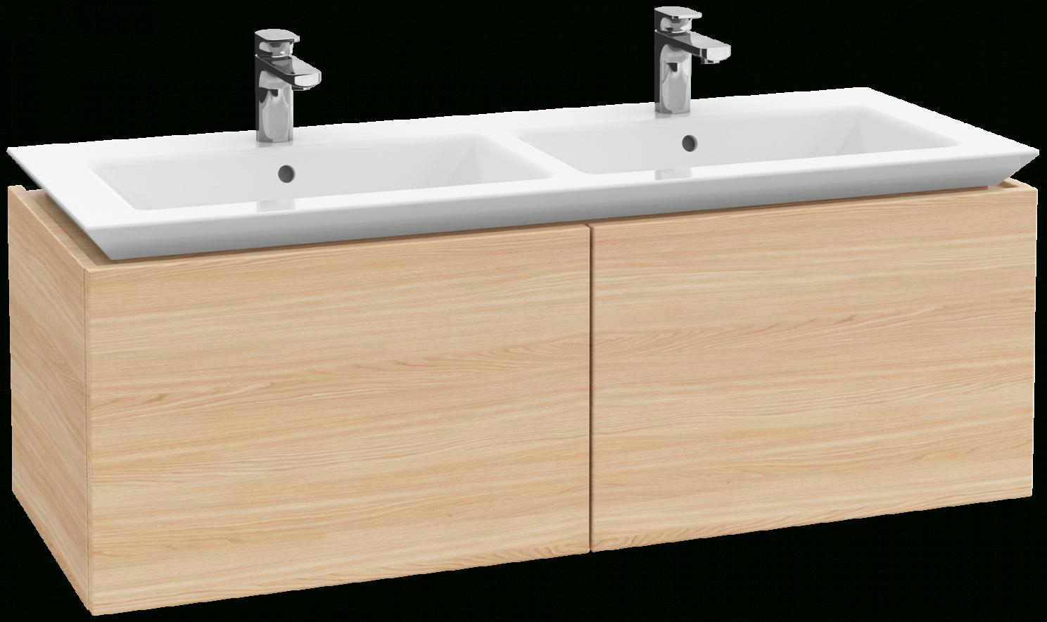 Legato Waschtischunterschrank B242L0  Villeroy & Boch von Villeroy Und Boch Doppelwaschbecken Mit Unterschrank Photo