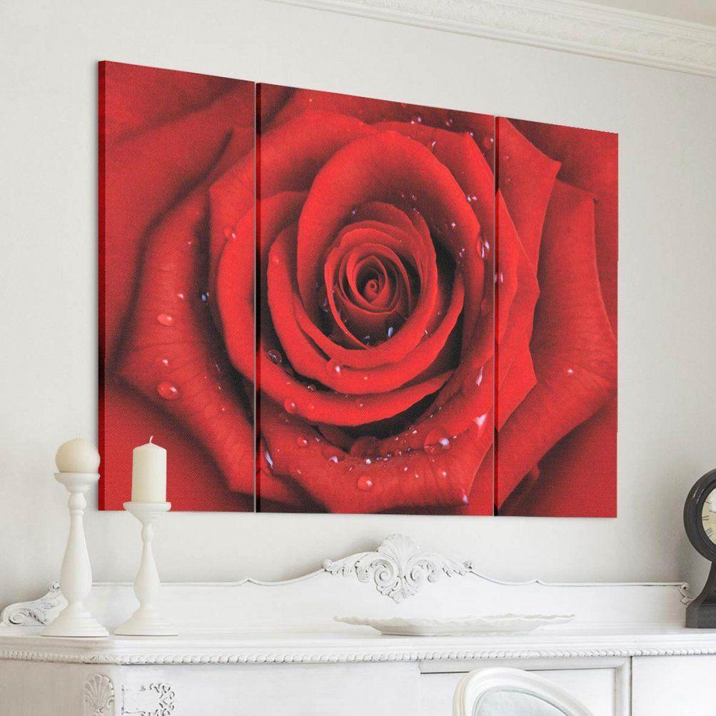Leinwandbilder  Wall Art Mit Struktur  Magazin Wallart von Mehrteilige Bilder Auf Leinwand Photo