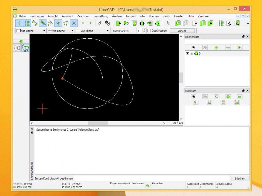 Librecad  Cad Freeware  Download  Chip von Innenarchitektur Programm Kostenlos Chip Photo
