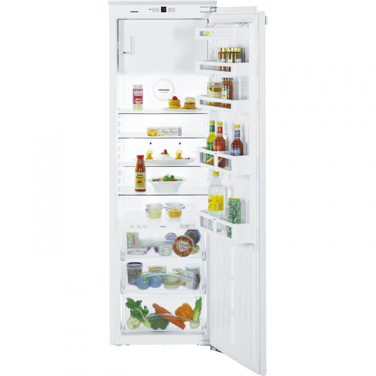 Liebherr Einbaukühlschrank Ikb 3524 Mit Gefrierfach Nischenhöhe 178 Cm von Einbaukühlschrank Ohne Gefrierfach 178 Cm Photo