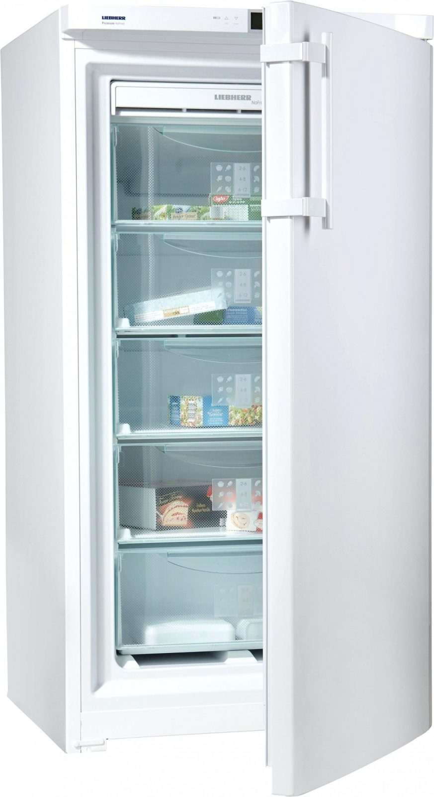 Liebherr No Frost Gefrierschrank Gnp 2666 20 Premium Nethome von Gnp 2666 Premium Nofrost Bild