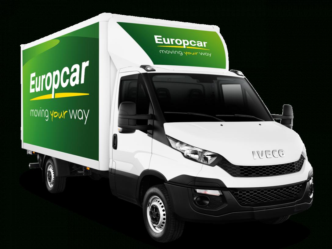 Lkw Umzugstransporter Mieten Beim Transporterverleih  Europcar von Lkw 40 Tonner Mieten Bild