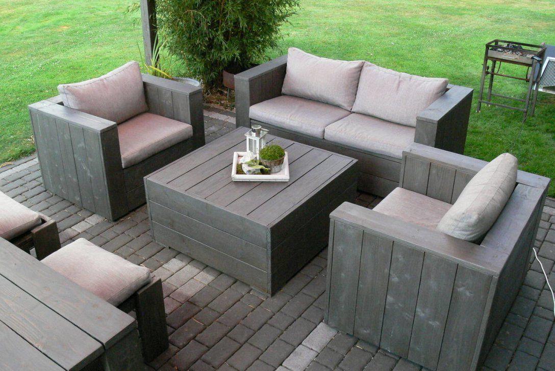 Lounge Gartenmöbel Holz Selber Bauen von Bauholz Gartenmöbel Selber Bauen Photo