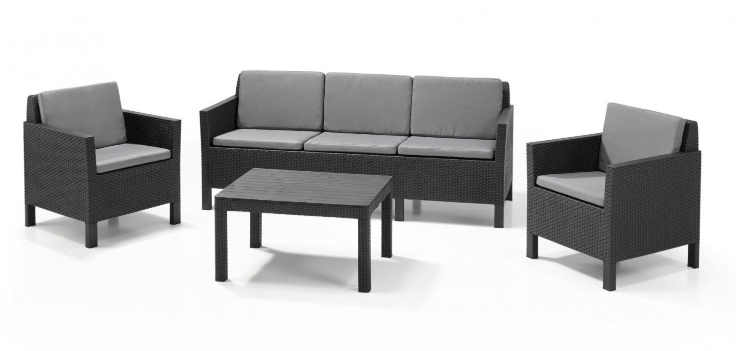 Lounge Sets  Loungesets  Allibert von Allibert Lounge Set Merano Bild