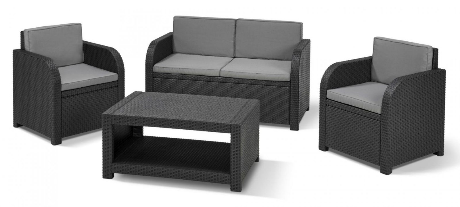 Lounge Sets  Loungesets  Allibert von Allibert Lounge Set Merano Photo