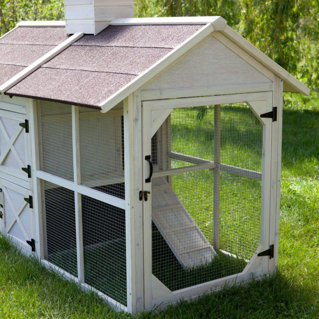 Love This Coop Boomer & George Cottage Chicken Coop  Rabbit Cage von Boomer And George Rabbit Hutch Photo