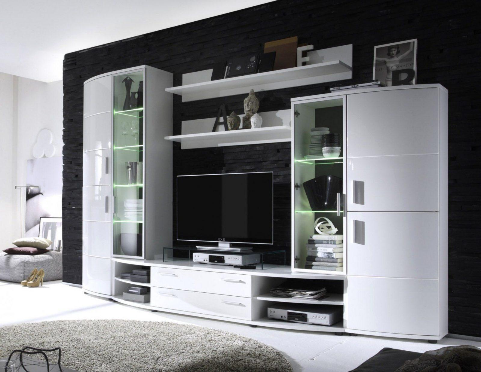 Luxuriös 43 Wohnwand Weiß Ikea Dekoration Bilder Ideen Zum Wohnwand von Ikea Wohnwand Weiß Hochglanz Bild