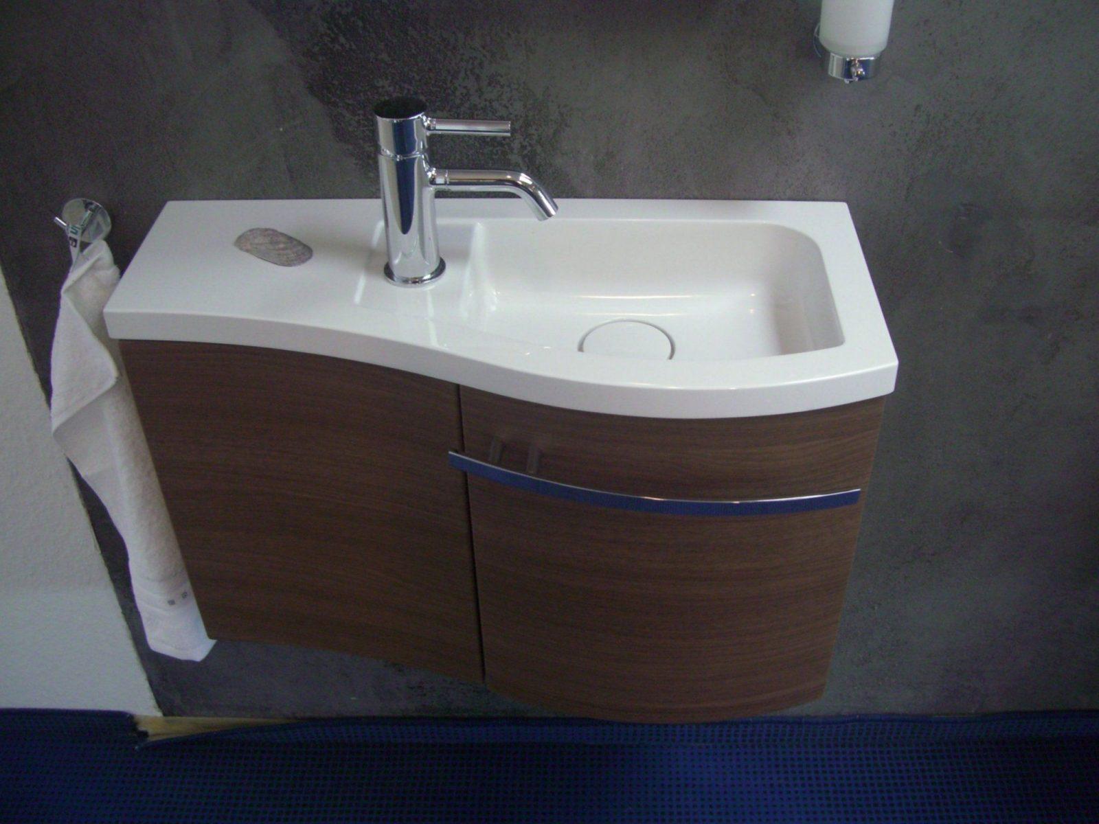 Luxuriös Waschtisch Mit Unterschrank Cm Breit Weiscken Zum von Waschbecken Mit Unterschrank 70 Cm Breit Bild