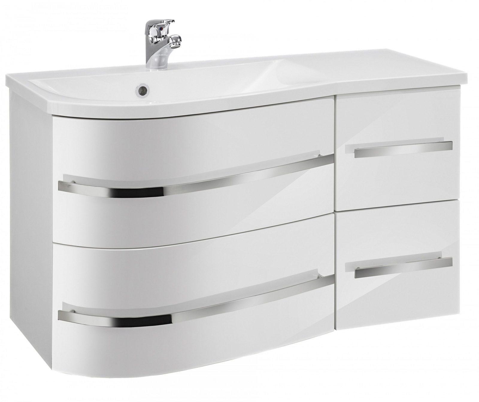 Luxuriös Waschtisch Mit Unterschrank Cm Breit Weiscken Zum von Waschbecken Mit Unterschrank 70 Cm Breit Photo