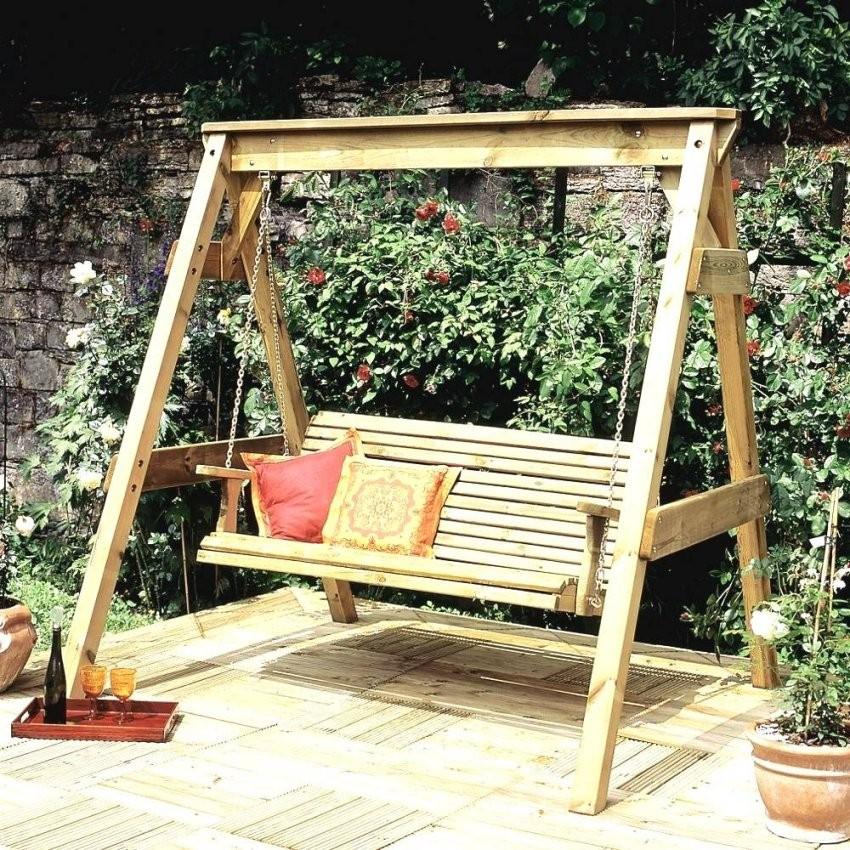 Luxus 40 Schaukelbank Selber Bauen Ideen  Einzigartiger Garten von Hollywoodschaukel Selber Bauen Aus Holz Photo
