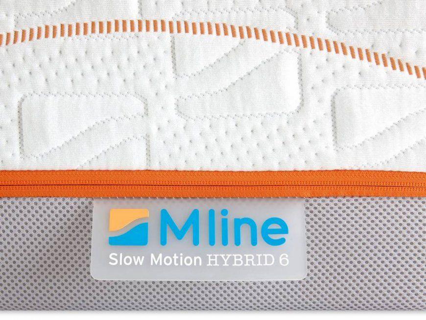 M Line Matras  Slow Motion Hybrid 6  80 X 200 Cm von Mline Slow Motion 6 Hybrid Photo