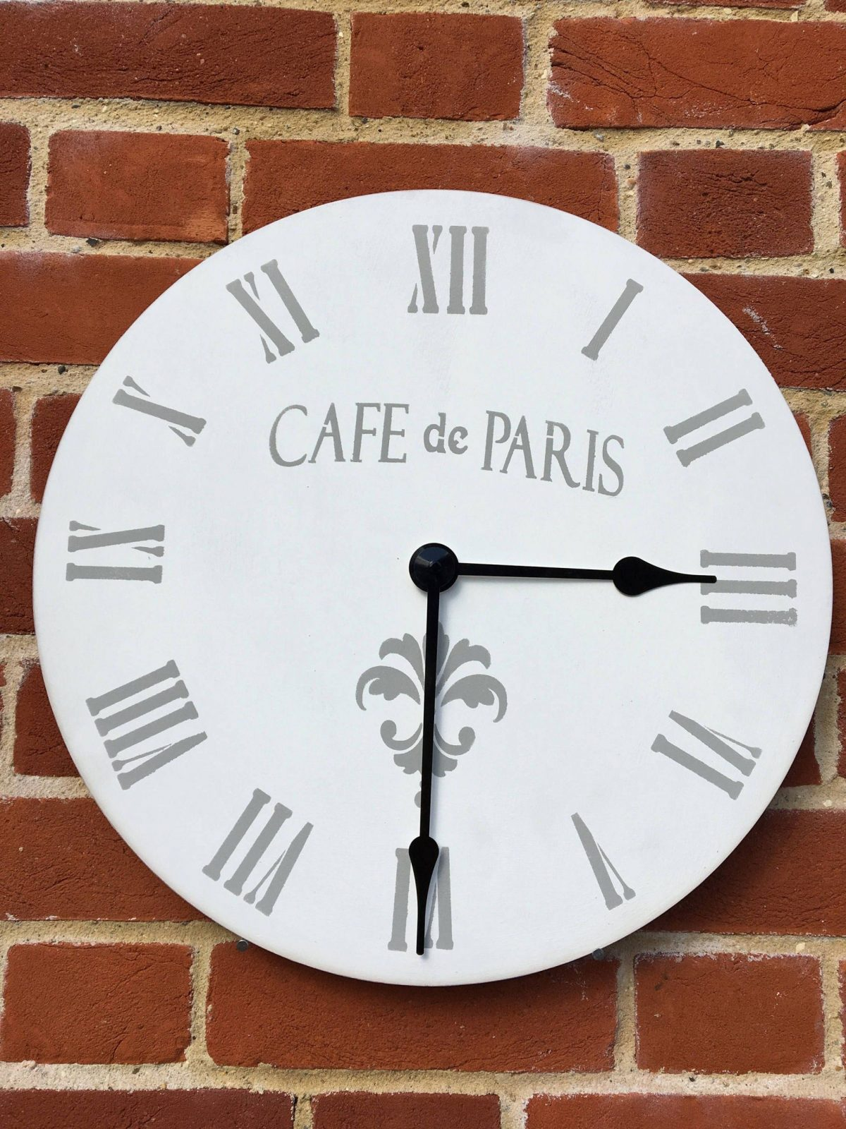 Make Your Own Clock Personalised Clock Wooden Clock Wall Clock von Make Your Own Clock Photo