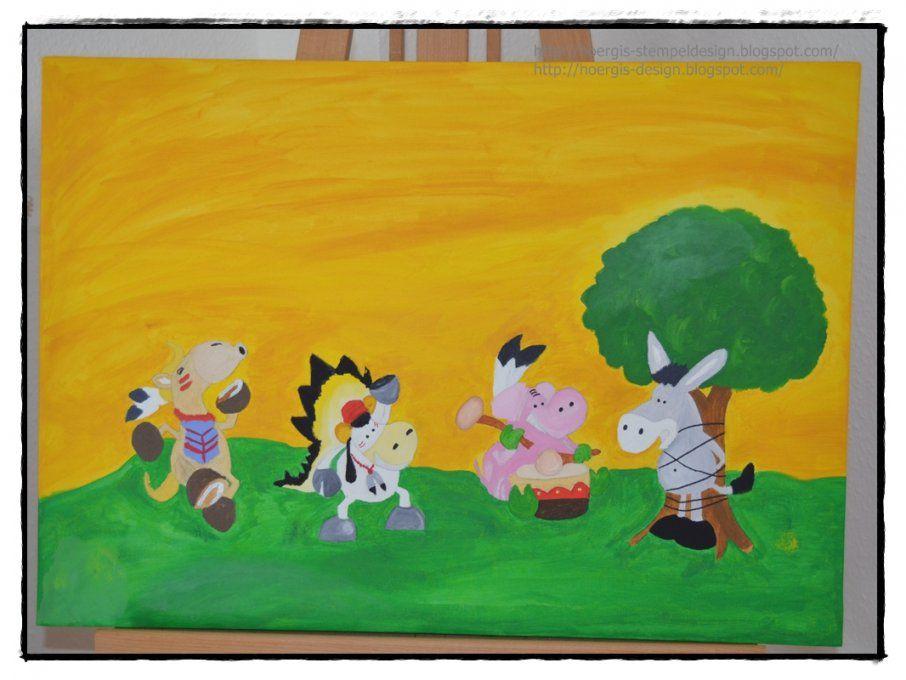 Malen Auf Leinwand Mit Bilder Für Kinderzimmer Auf Leinwand Selber von Bilder Für Kinderzimmer Auf Leinwand Selber Malen Bild