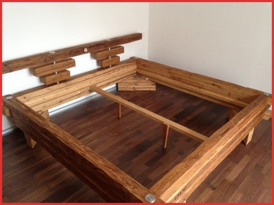 Massivholz Bett Selber Bauen 264180 Massivholz Bett Selber Bauen Von  Massivholz Bett Selber Bauen Bild
