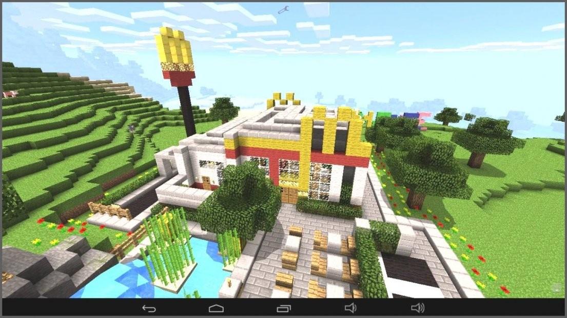 Mc Donalds In Minecraft Bauen Minecraft Bauideen Von Bauideen von Minecraft Bauideen Zum Nachbauen Photo