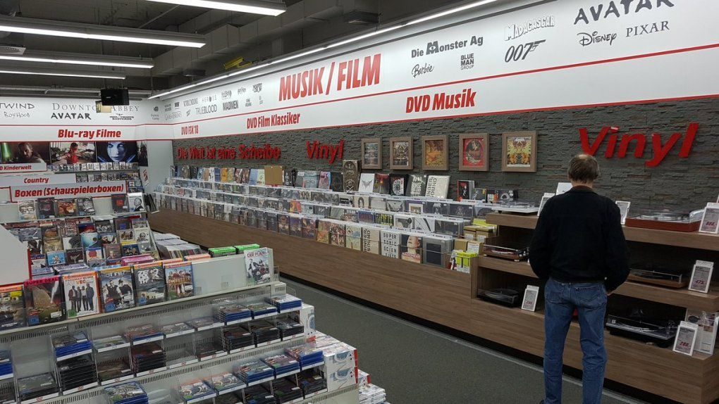 """Media Markt Porta On Twitter """"ab Heute  Grösste Vinyl Abteilung In von Porta Möbel Minden Verkaufsoffener Sonntag Photo"""