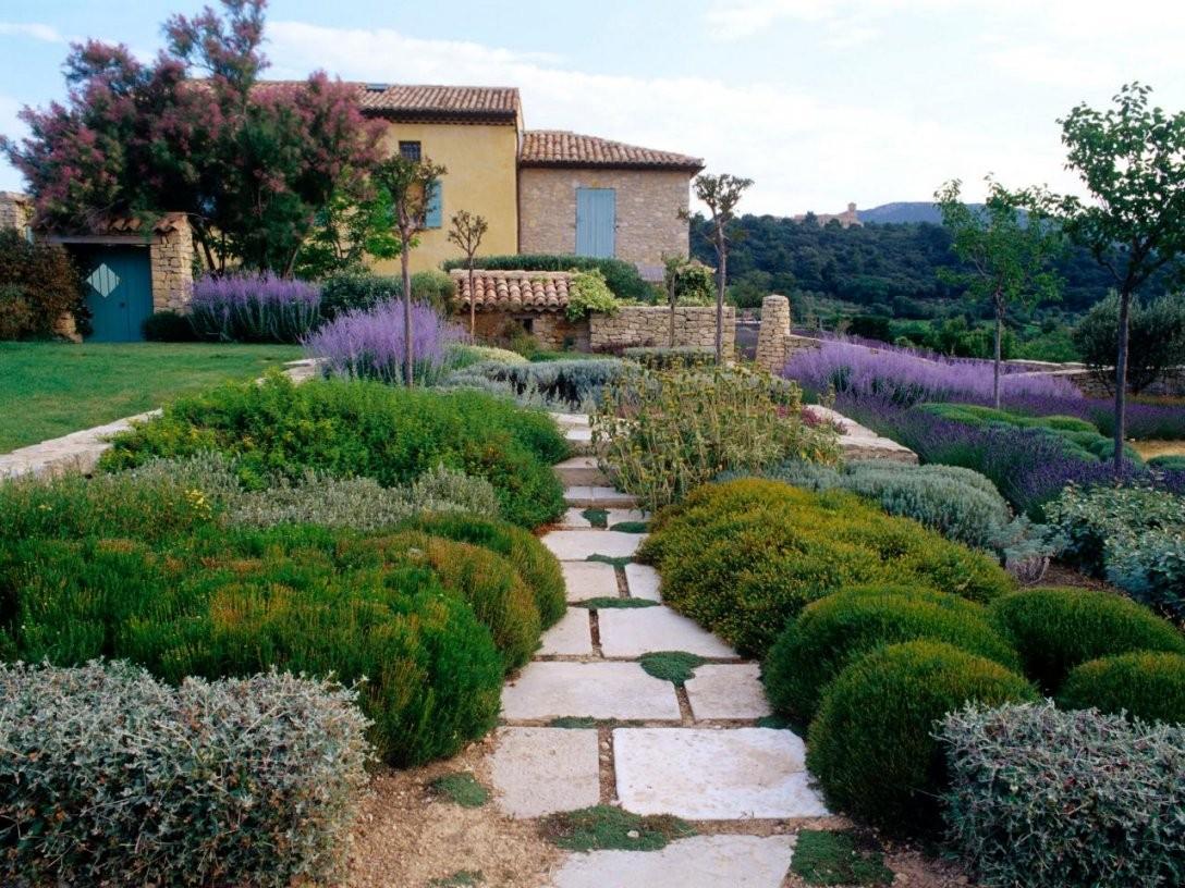 Mediterraner Garten – Beispiele Für Blumen Und Pflanzen von Mediterranen Garten Anlegen Fotos Photo